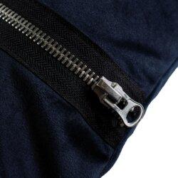 Poduszka Piano Navy Zipper 45x45cm