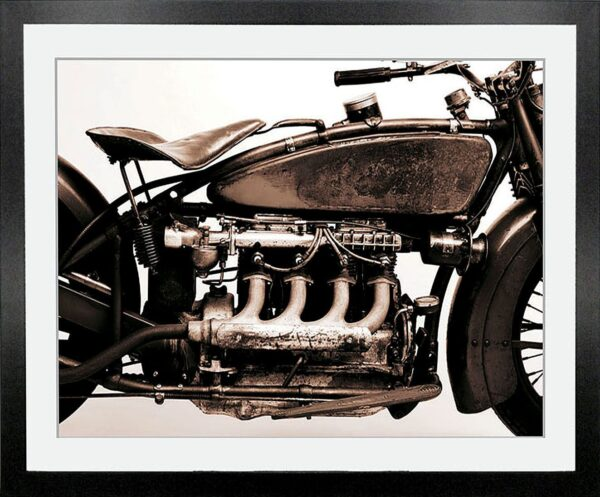 OBRAZ 76X96CM MOTO ALMIDECOR