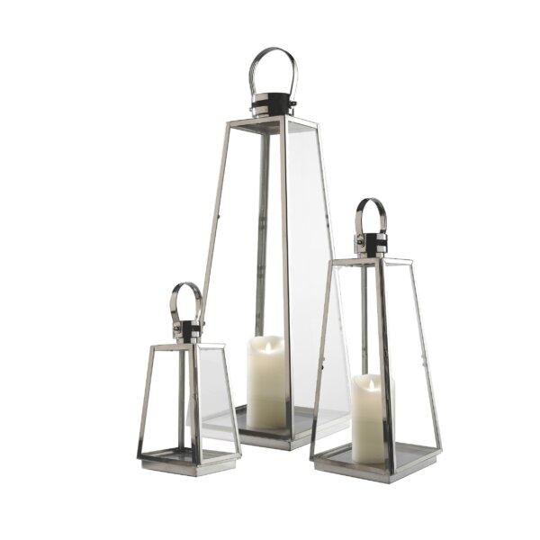 KOMPLET 3 LAMPIONÓW MADISON AlmiDecor