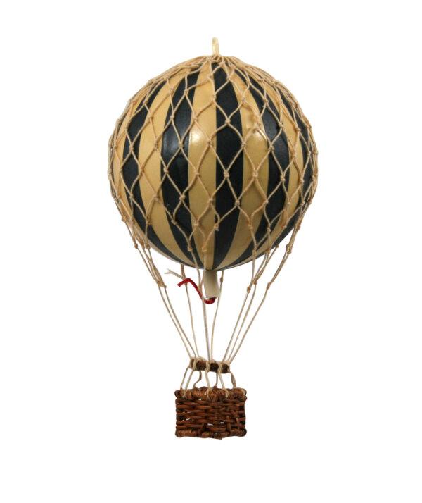Balon dekoracyjny Royal Aero, czarny
