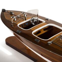 Model Triple Cockpit by Authentic Models