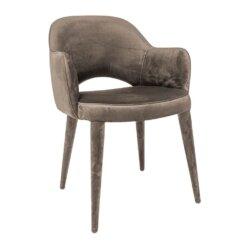 Krzesło Bow Beige Dome Deco