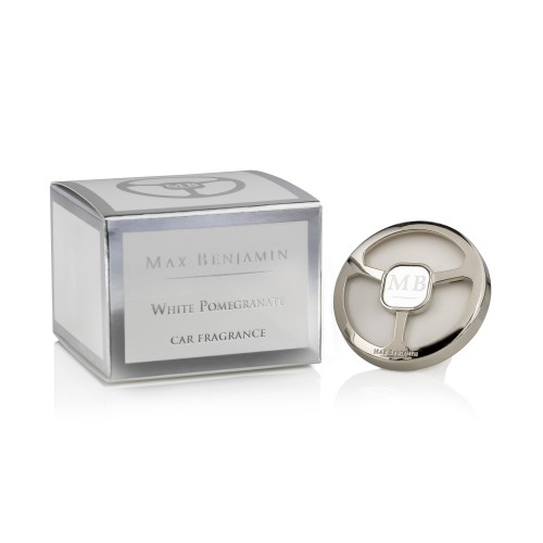 Zapach samochodowy White Pomegranate Max Benjamin