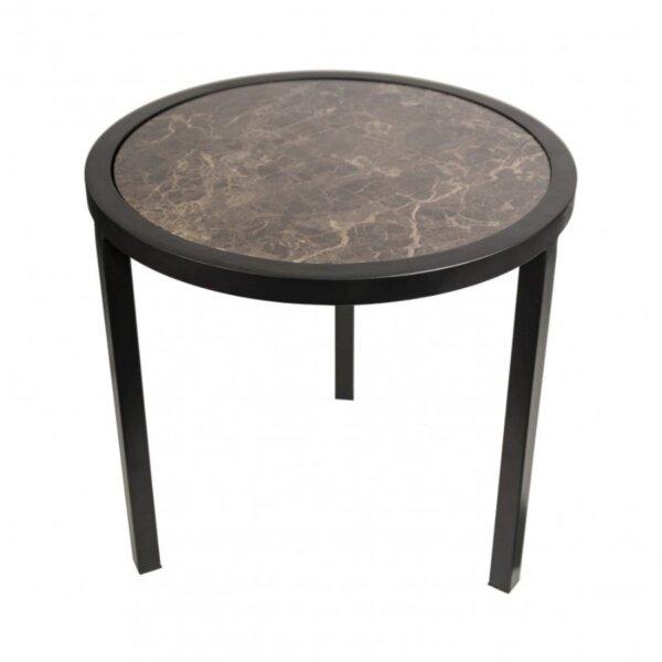 Stolik z marmurowym blatem DomeDeco