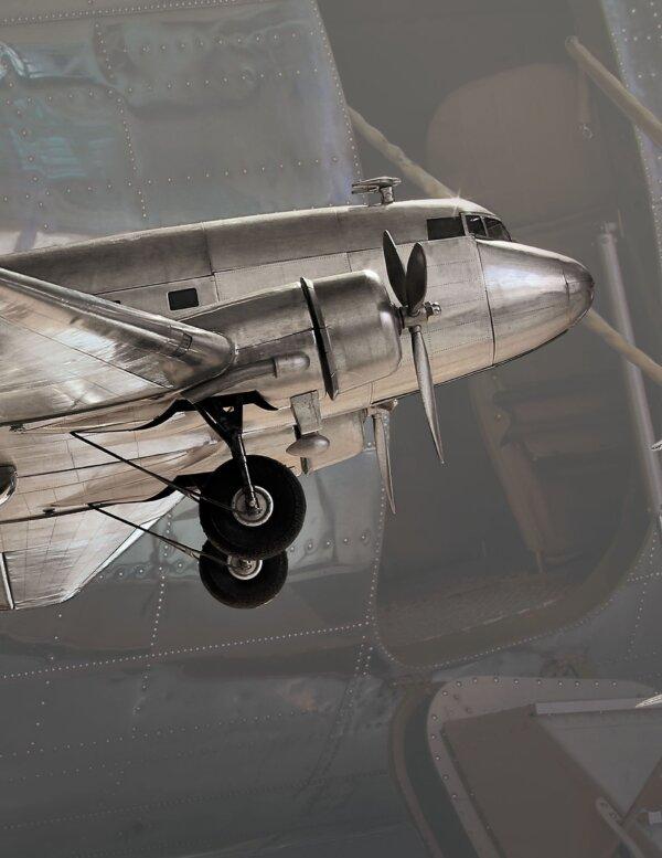 MODEL SAMOLOTU DAKOTA DC3