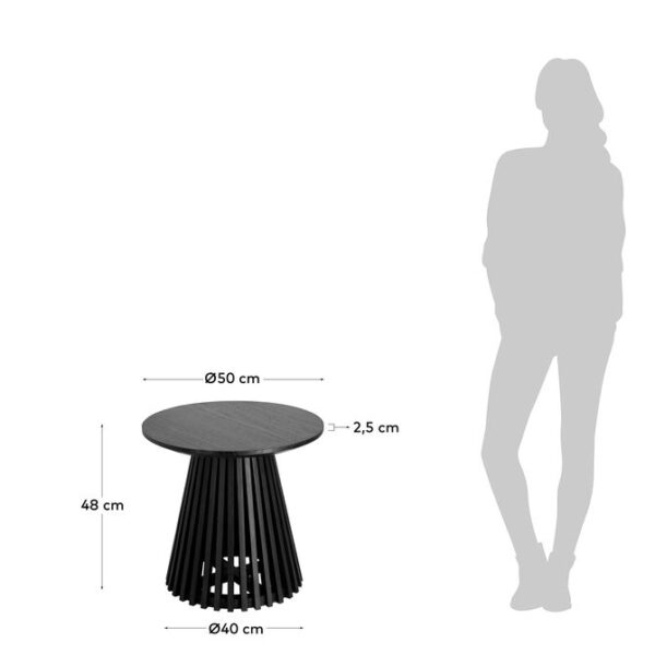 Stolik kawowy Jeanette 50cm
