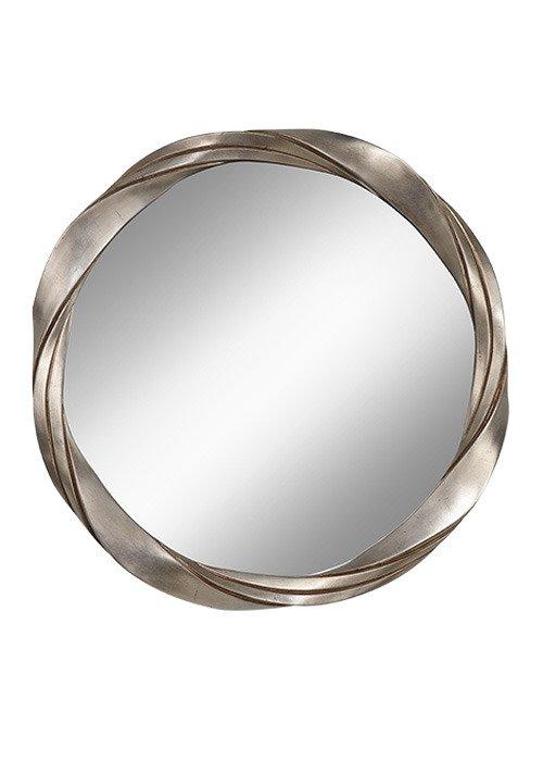 Lustro Elstead Silver Twist