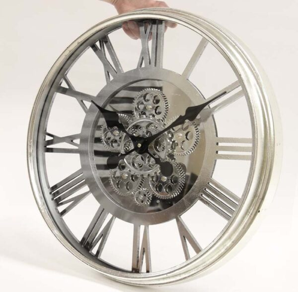 Zegar Gears 54cm