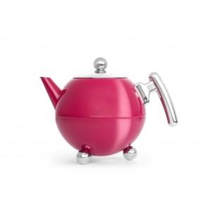 Teapot Duet® Bella Ronde 1.2L, Fuchsia