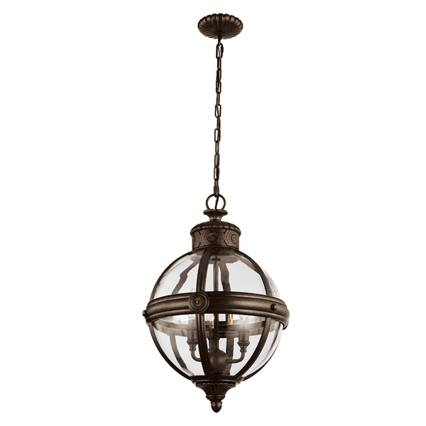 Lampa wisząca Adams Bronze