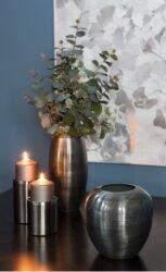 Wazon Modern Antique Grey 28 cm
