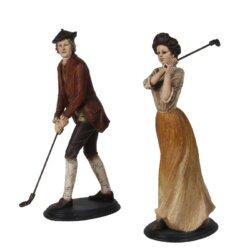 Figurka Golfistki 38 cm