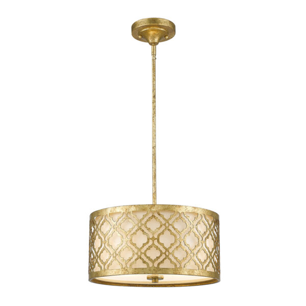 Lampa wisząca Arabella Gold