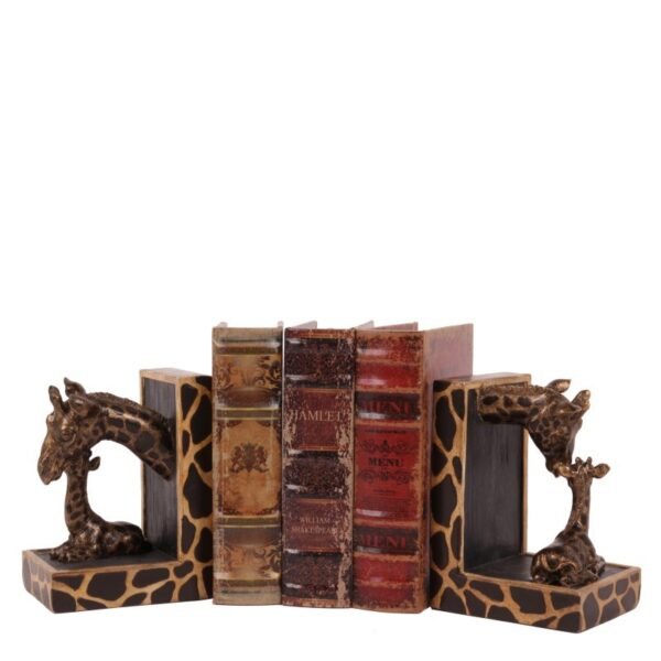 Podpórki do książek Giraffe