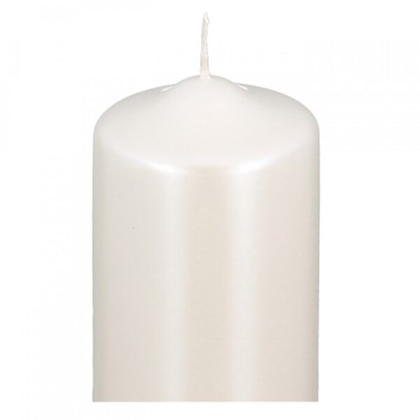 Świeca 10 cm Pearlshine