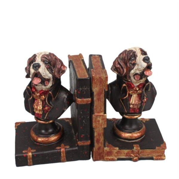 Podpórki  do książek Dog