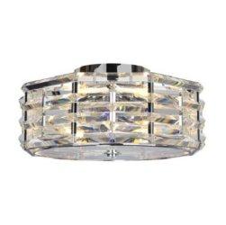 Lampa sufitowa Elstead Lighting Shoal SHOAL-F Nikiel