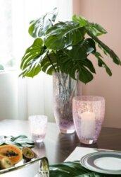 Rumia wazon / świecznik