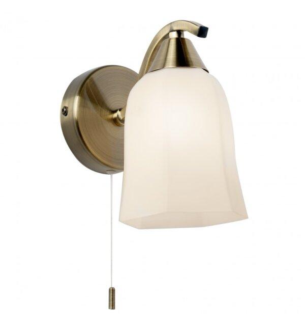 Kinkiet Alonso Brass Endon Lighting