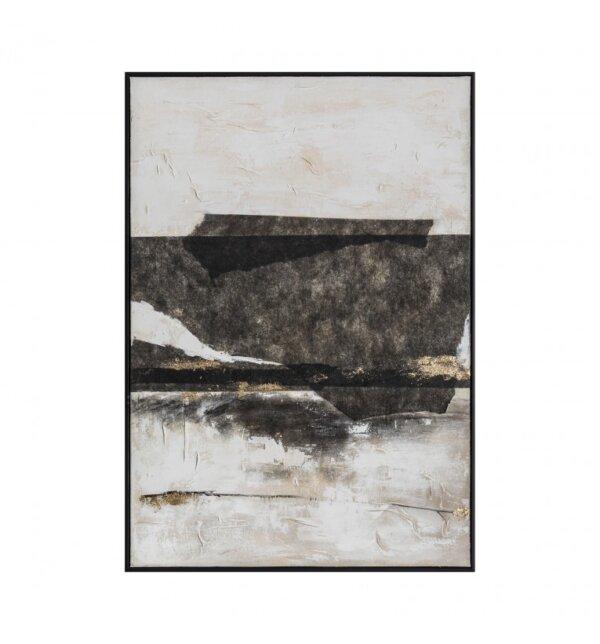 Fotografia w ramie Cliffs Canvas