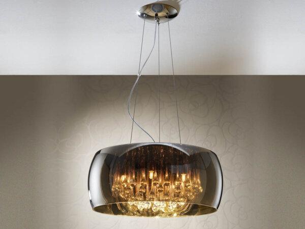 Argos Lampa wisząca duża 6 L Schuller