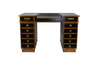 Luksusowe biurko w stylu vintage Travel by Authentic Models