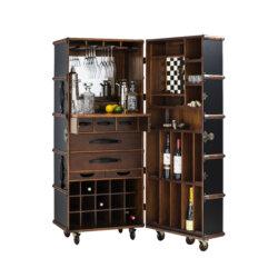 Barek / Walizka na kółkach Stateroom Bar by Authentic Models