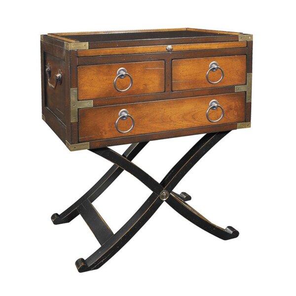 "Stylowy drewniany stolik "" Bombay ""by Authentic Models"